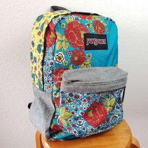 NWT full size Jansport backpack